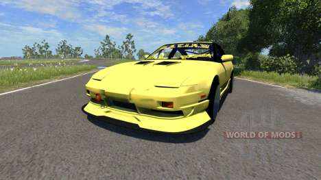 Nissan 180SX for BeamNG Drive