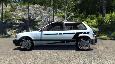 Ibishu M3 for BeamNG Drive