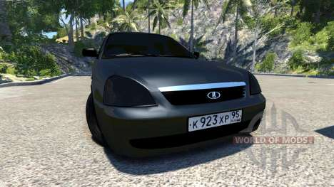 Lada Priora for BeamNG Drive