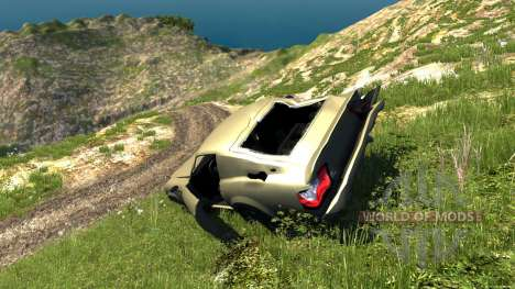 Lancea for BeamNG Drive
