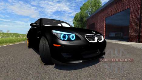 BMW M5 v1.2 for BeamNG Drive