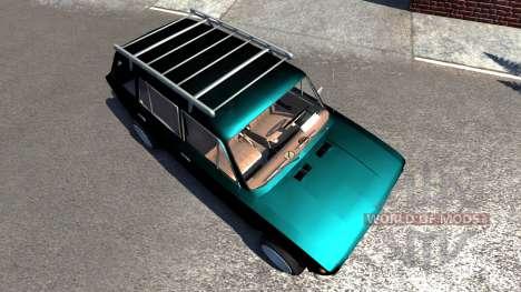 VAZ-2102 for BeamNG Drive