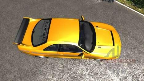 Nissan Skyline Nismo 400R for BeamNG Drive