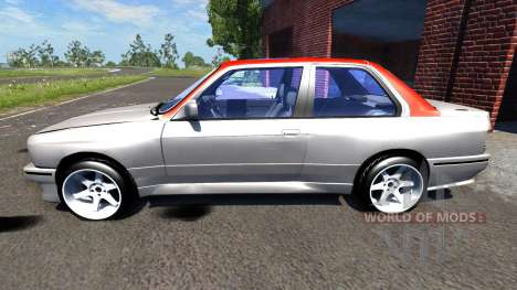 BMW M3 E30 for BeamNG Drive