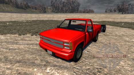 Gavril D-Series Trailer for BeamNG Drive