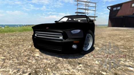 Bravado Buffalo for BeamNG Drive