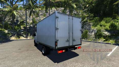 GAZ-3302 Gazel for BeamNG Drive
