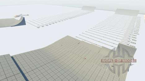 Location The Descen for BeamNG Drive
