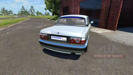 GAZ-31105 Volga for BeamNG Drive