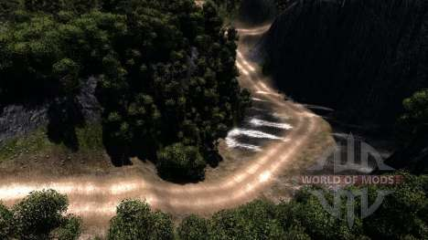 Location-OffroadMix- for BeamNG Drive