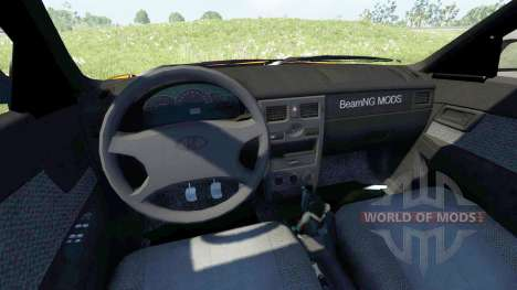 ВАЗ-2170 Priora Plane for BeamNG Drive
