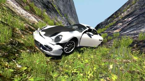 Porsche 911 for BeamNG Drive