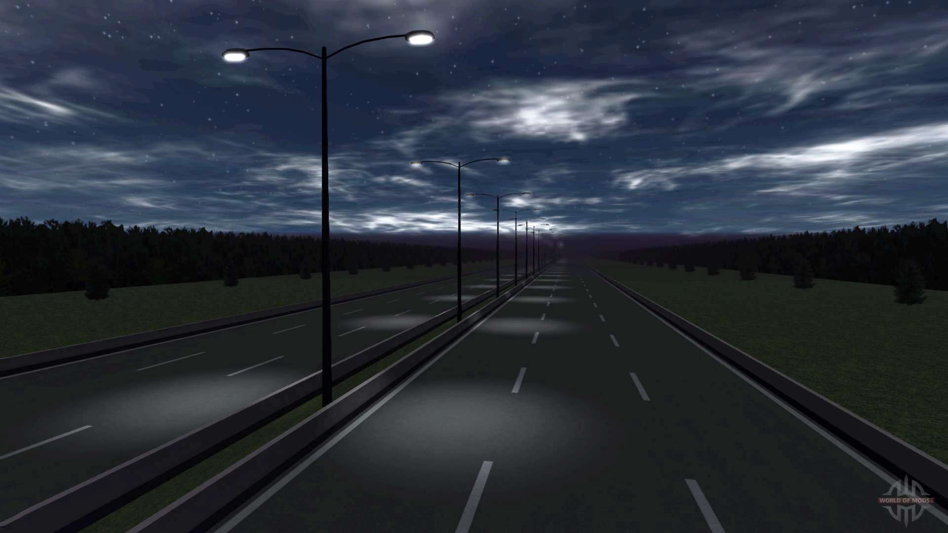 Location Highway For Beamng Drive