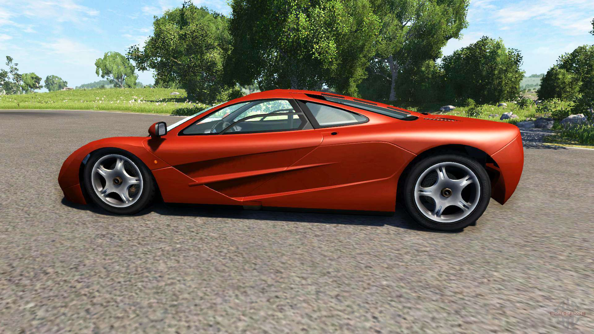 Fast Awd Cars >> McLaren F1 1994 for BeamNG Drive