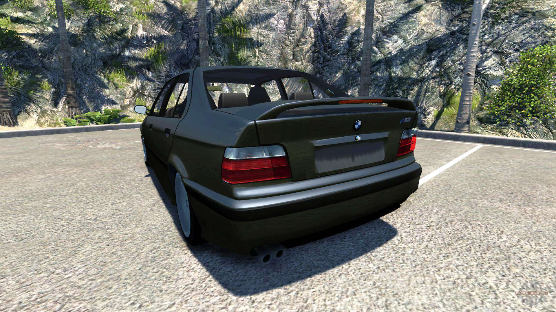 how to change cars in beamng