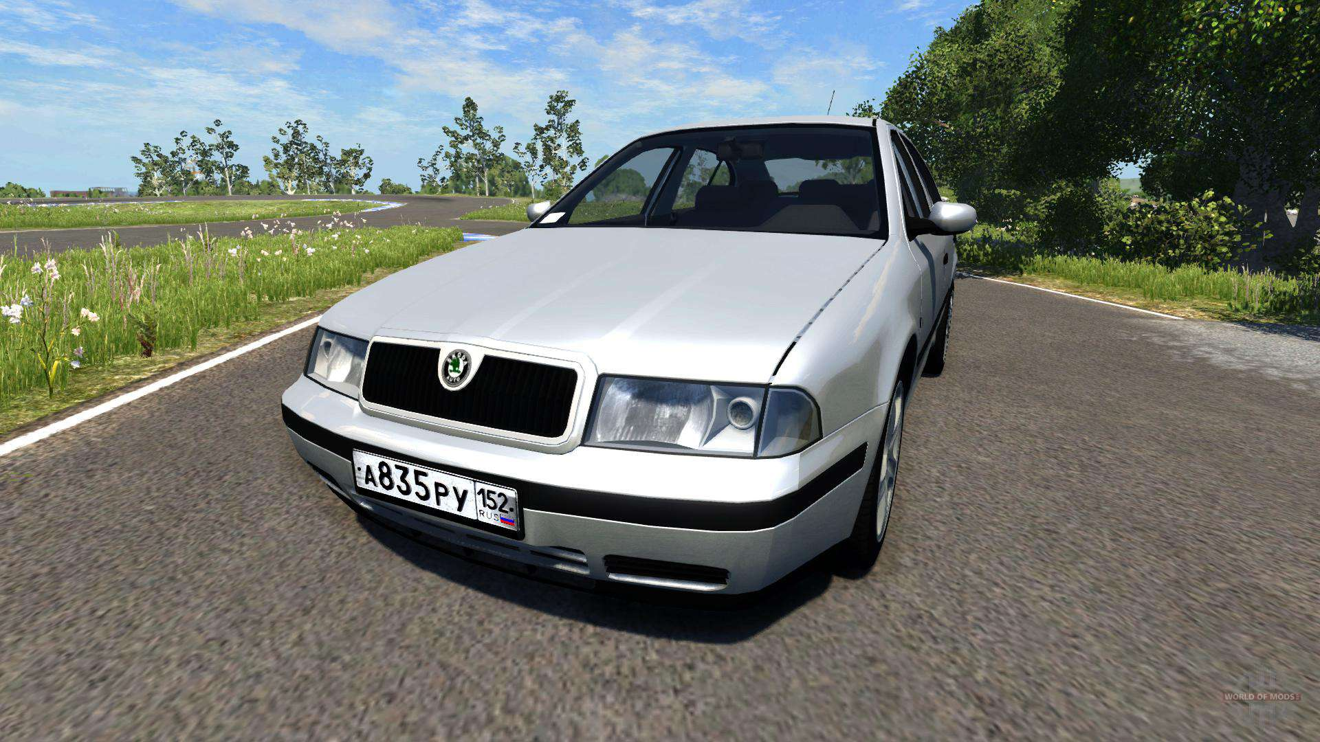 skoda octavia 2 0 for beamng drive. Black Bedroom Furniture Sets. Home Design Ideas