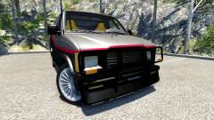 Gavril H-Series Commando for BeamNG Drive