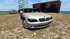 BMW 760Li (E66) v1.1 for BeamNG Drive