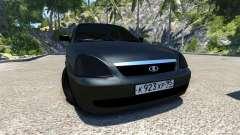 Lada Priora for BeamNG Drive