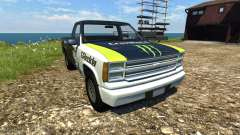 Gavril D-Series ME Edition for BeamNG Drive