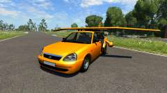 ВАЗ-2170 Priora Plane for BeamNG Drive
