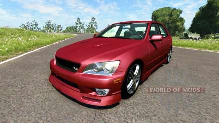 Toyota Altezza for BeamNG Drive