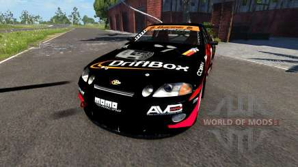 Toyota Soarer for BeamNG Drive