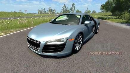 Audi R8 V10 for BeamNG Drive