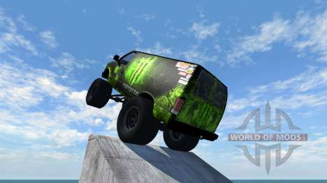 Gavril H-Series Monster for BeamNG Drive