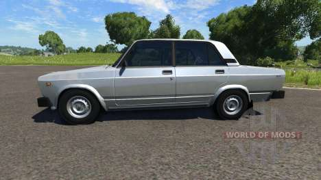 VAZ-2105 v2.0 for BeamNG Drive