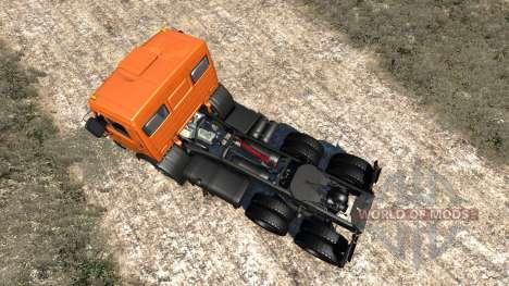 KamAZ-65115 for BeamNG Drive