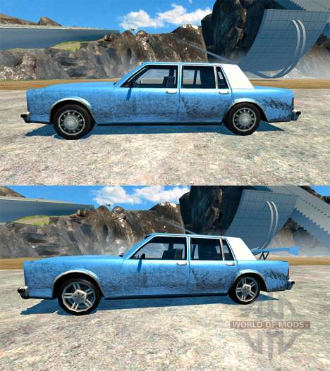 Greenwood v2.0 for BeamNG Drive