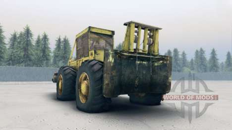 Skidder LKT 81 Turbo (Skidder) for Spin Tires