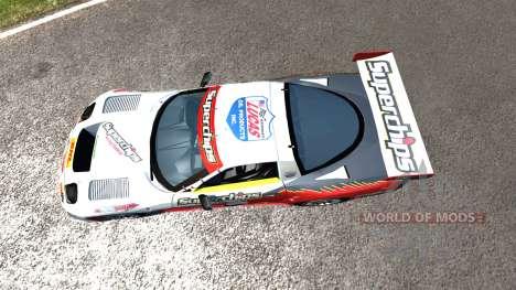 Chevrolet Corvette C5-R Superchips for BeamNG Drive