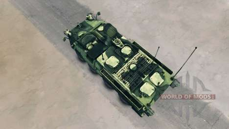 Stryker for Spin Tires