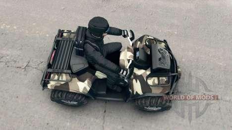 ATV Outlander v1 for Spin Tires