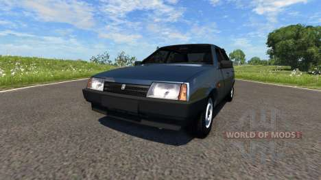 VAZ-2109 for BeamNG Drive