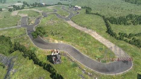 Location-Industrial- for BeamNG Drive