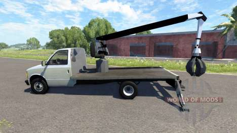 Gavril H-Series H45 Grabster for BeamNG Drive