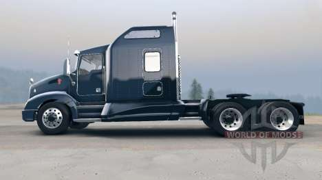 Kenworth T660 for Spin Tires
