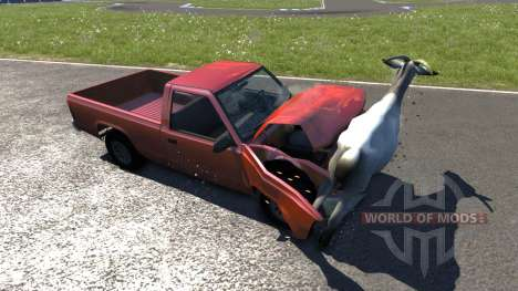 Goat for BeamNG Drive