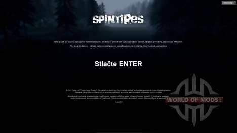 Slovak translation for Spin Tires