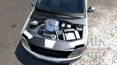 Dacia Logan 2008 for BeamNG Drive