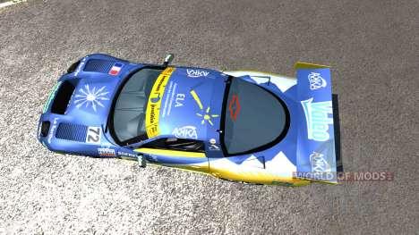 Chevrolet Corvette C5-R Valeo for BeamNG Drive