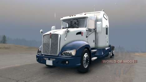 Kenworth T600 for Spin Tires