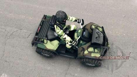 ATV Outlander v3 for Spin Tires