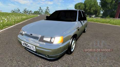 VAZ-2111 for BeamNG Drive