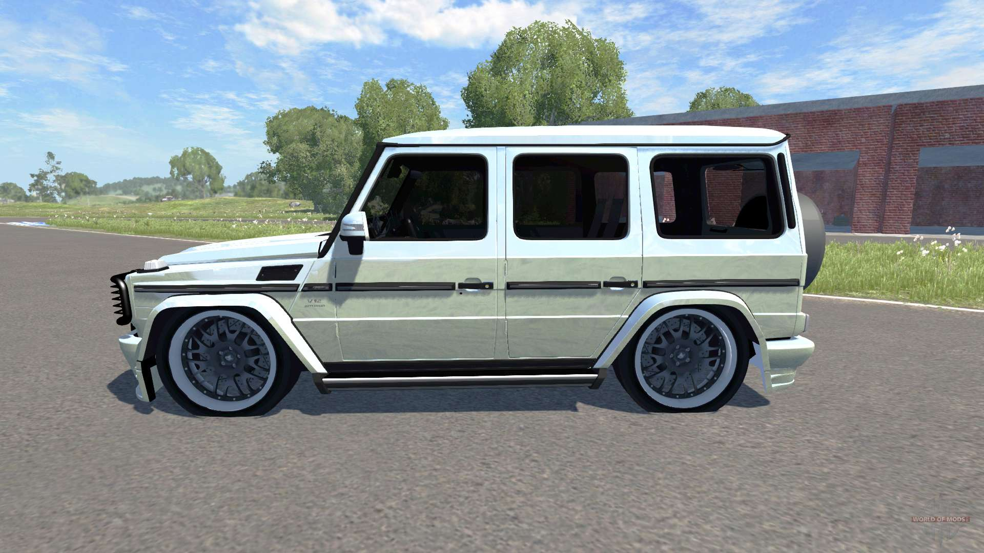 Mercedes benz g65 for beamng drive for Mercedes benz g65