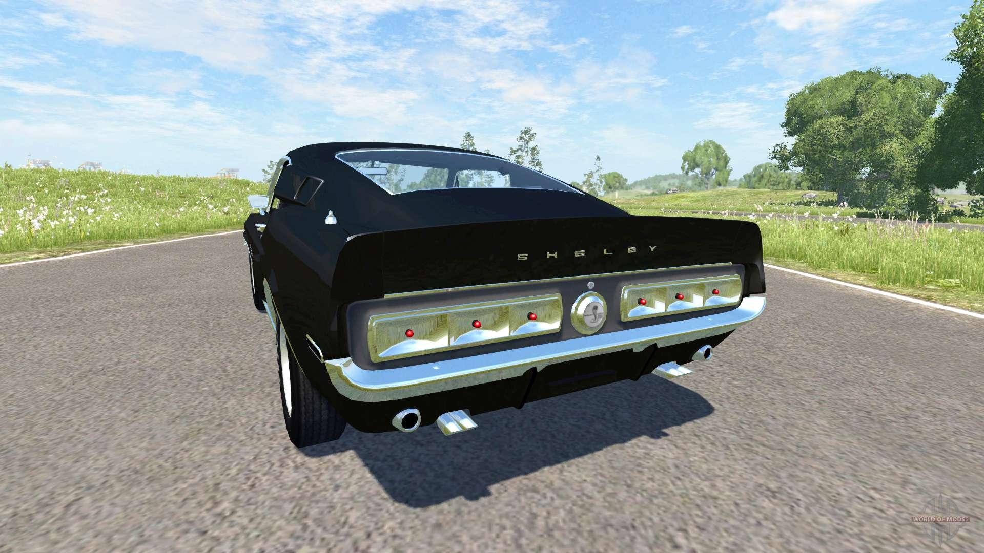 1967 Mustang Eleanor Part 1