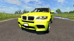 BMW X5M Yellow